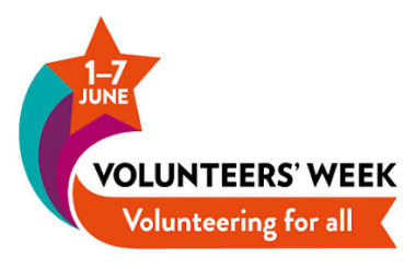 Volunteer Week 1-7 June 2020