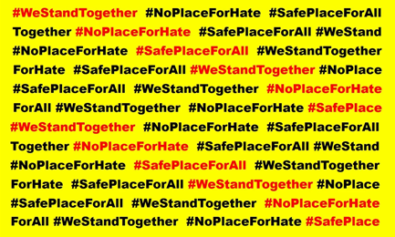 National Hate Crime Awareness Week (10 – 17 Oct 2020)
