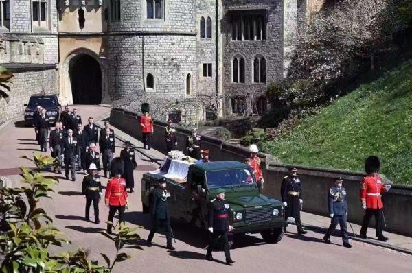 Farewell to HRH Prince Philip the Duke of Edinburgh