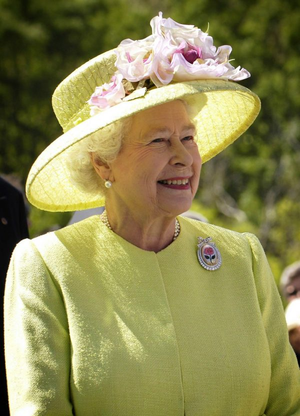 Happy 95th Birthday Her Majesty The Queen